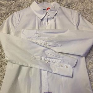 Jcrew white shirts- Women's